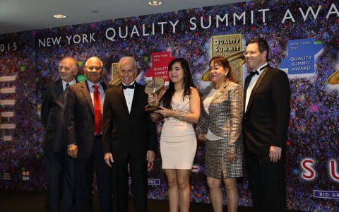 Beatriz Navas Lares - Hompage Quality Summit Award